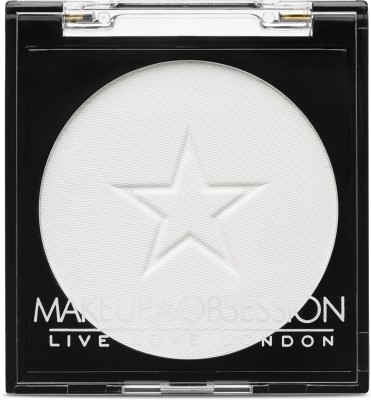 MAKEUP OBSESSION Makeup Obsession Eyeshadow E105 White Out 2 g(E105 White Out)