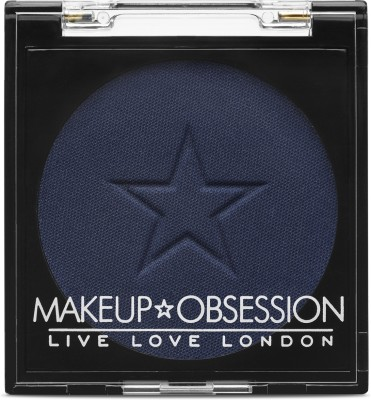 MAKEUP OBSESSION Makeup Obsession Eyeshadow E104 Denim 2 g(E104 Denim)