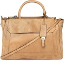 Parfois Hand-held Bag (Brown)