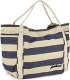 Fastrack Shoulder Bag (Beige, Blue)