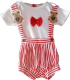 NammaBaby Dungaree For Boys Self Design ...