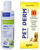 Nap Pet India Pet Derm Medicated Spray a...