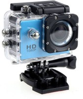 IZED ULTRASHOTx Waterproof Digital 89 BLUE Sports and Action Camera(Blue 10.4 MP)