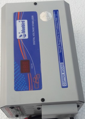 Blue Bird Bluebird 4KVA 170-270V Economy Voltage Stabilizer(Multicolour)