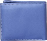 Samaa Men Blue Artificial Leather Wallet...