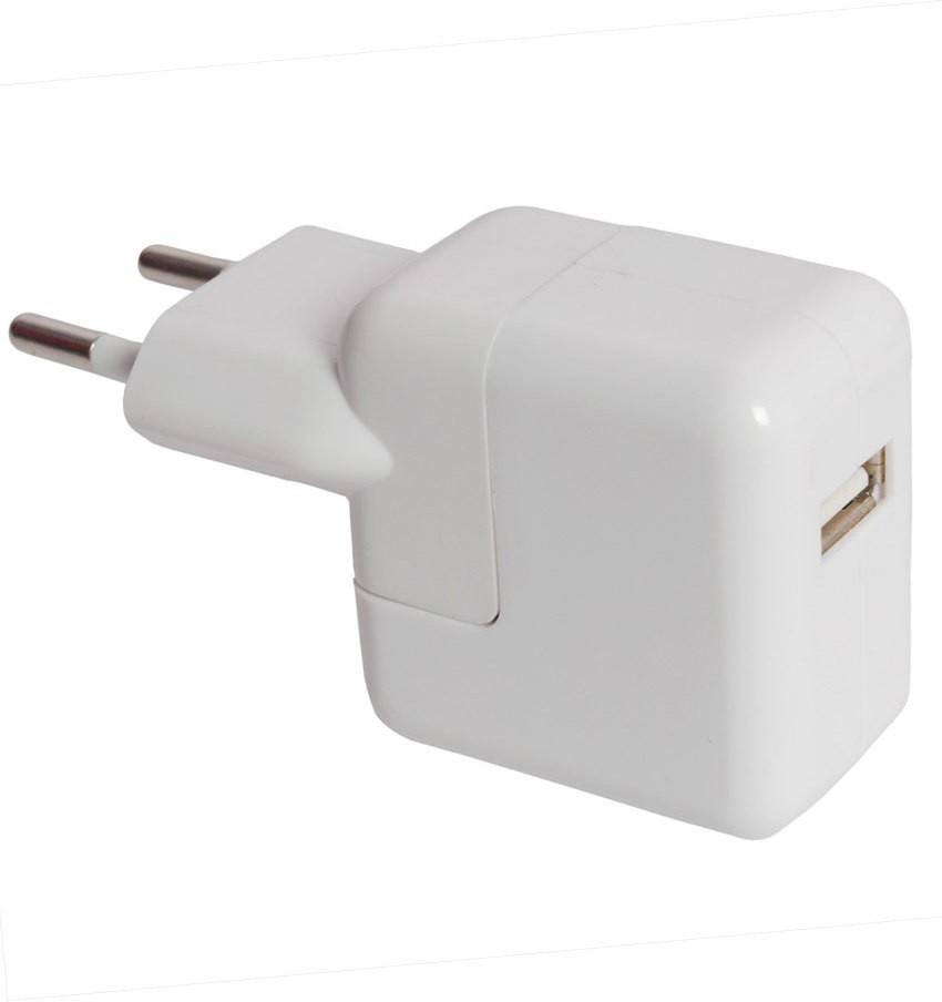KBOOM KB USB ADPUTER 00015 Mobile Charger(White)