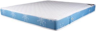 Aerocom Reactive 8 inch Queen Foam Mattress(Bonded Foam)