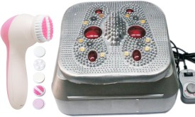 Appliance Bazar Combo of Blood Circulation Machine 5 IN 1 Face Massager(Set of)