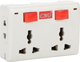 CNG 4 Universal Sockets Multiplug extens...