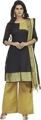 Shonaya Cotton Woven Salwar Suit Dupatta Material(Un-stitched) at flipkart