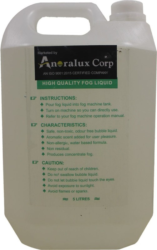 Anoralux Tropical Fog Juice Scent(5 L)