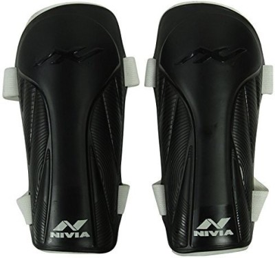 Nivia Vortex 765 Shin Guard(Black)