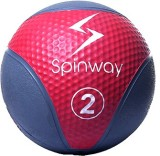 Spinway RMGB2 23 cm Gym Ball (Red)