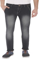 Erric Fashion Young Jeans (Men's) - erric fashion young Slim Men's Black, Grey Jeans