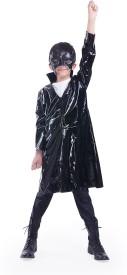 Krish Boys Casual Coat Pant(Black)