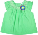 ShopperTree Top For Baby Girl's Cotton T...