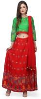 Be beu Chaniya, Ghagra Cholis - Be-Beu Printed A-Line