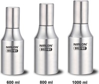 Nirlon 600 ml, 800 ml, 1000 ml Cooking Oil Dispenser Set