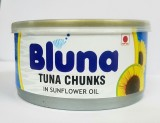 Bluna Tuna in Sunflower Oil 180 g