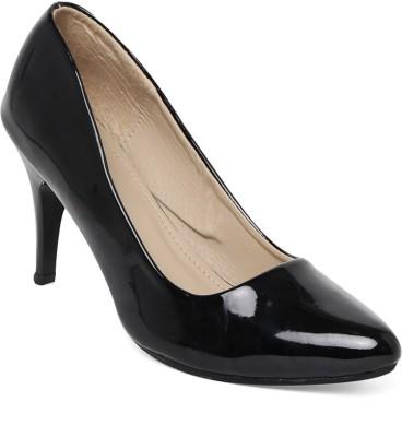 Bruno Manetti Women Black Heels