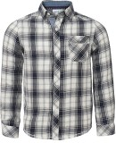 ShopperTree Boy's Checkered Casual Multi...