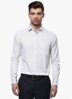 Cobb Formal Shirts (Men's) - COBB Men's Printed Formal Light Blue Shirt