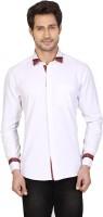 Be Online Formal Shirts (Men's) - Be Online Men's Solid Formal White Shirt
