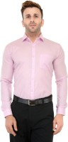 Being Fab Formal Shirts (Men's) - Being Fab Men's Solid Formal Pink Shirt
