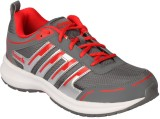 Lakhani Touch Running Shoes (Red, Grey)