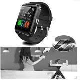 Eleganz ELNZ-182 U8 Bluetooth Smartwatch...