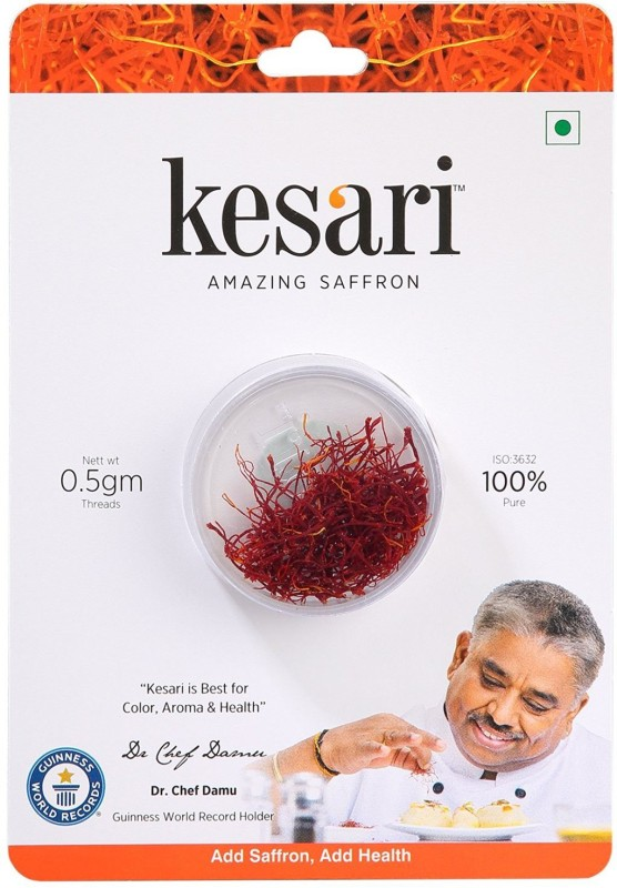 Kesari Saffron Whole(0.5 g)