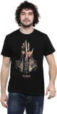 Assassins Creed Printed Men's Round Neck...