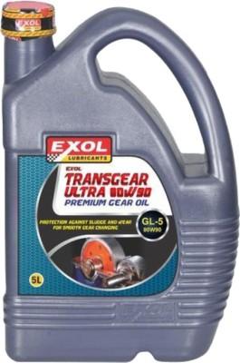Exol Ultra GL-5 Transgear Gear Oil(5 L)