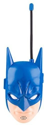 Walkie Talkie DC Comics Batman 12383-TRU Walkie Talkie(Blue)