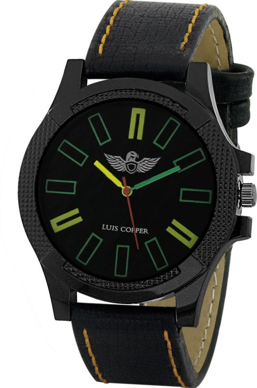 LUIS COPPER LUIS85BL34RD New Style Analog Watch For Men