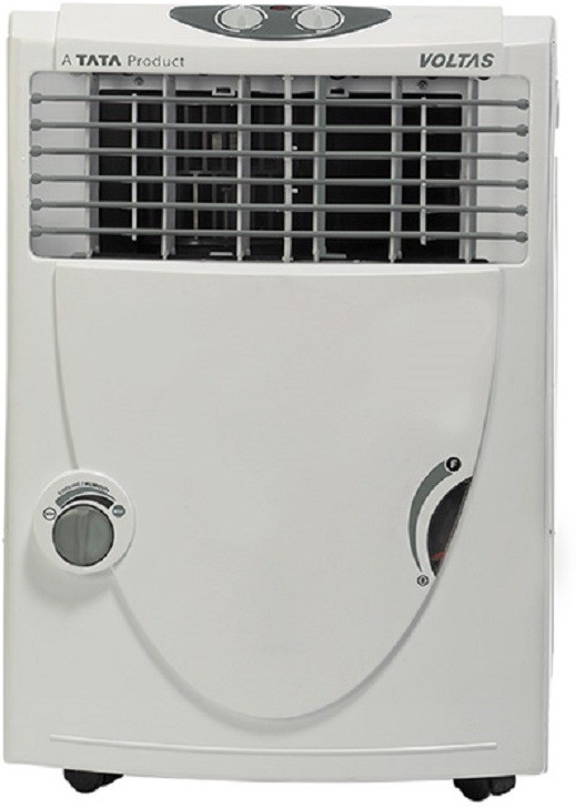 View Voltas VB-P15MH Personal Air Cooler(White, 15 Litres)  Price Online