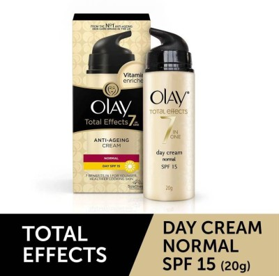 Olay Olay total effects 7 in 1 anti-ageing cream normal (20 g)(20 g)