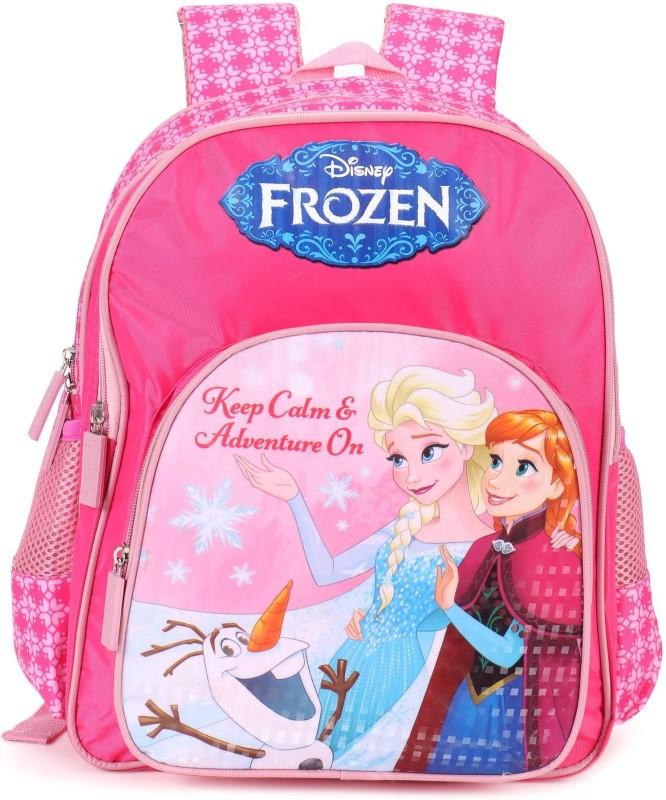 Disney School Bag School Bag(Multicolour, 16 inch)