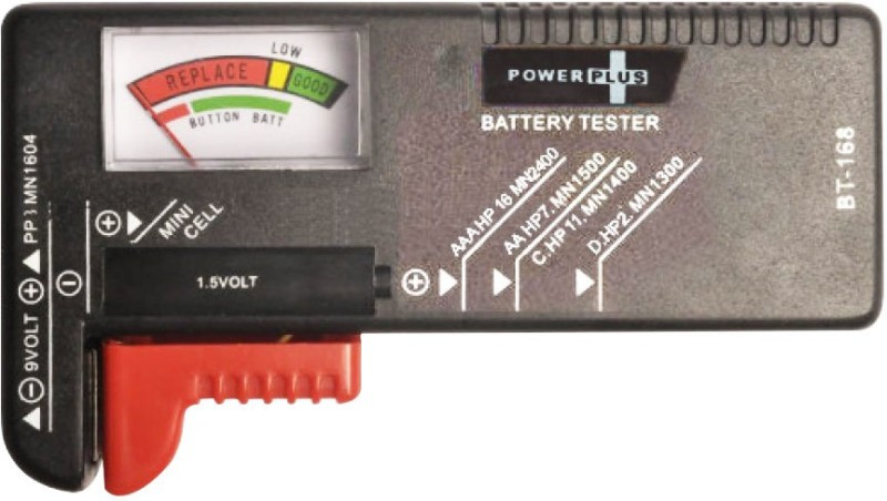 ShadowFax Battery Tester Analog Battery Tester