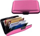 PeepalComm Pc-Alumapink1pc 6 Card Holder...