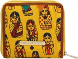 FUNK FOR HIRE Women Yellow  Clutch
