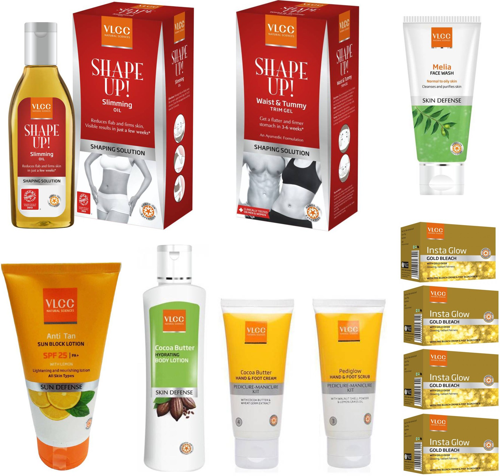 VLCC combo(Set of 11)