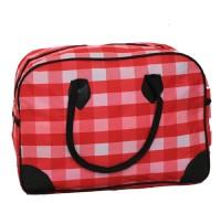 Kuber Industries Unisex Elegent Handheld Spacious Travel Duffle Luggage Bag (Expandable) Travel Duffel Bag