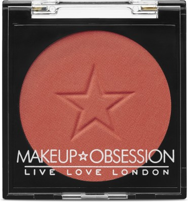 MAKEUP OBSESSION Makeup Obsession Eyeshadow E101 Burnt 2 g(E101 Burnt)