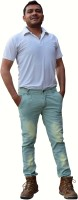 Royal Premium Jeans (Men's) - Royal Premium Slim Men's Light Green Jeans