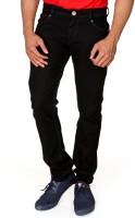 Villain Jeans (Men's) - VILLAIN Regular Men's Black Jeans