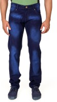 Villain Jeans (Men's) - VILLAIN Regular Men's Blue Jeans