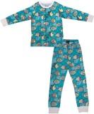Ventra Kids Nightwear Girls Printed Cott...