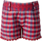 Naughty Ninos Short For Girls Casual Che...