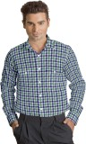 Willmohr Men's Checkered Casual Multicol...